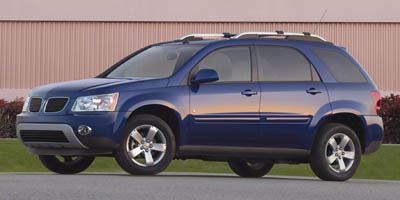 2007 pontiac torrent review ratings specs prices and. Black Bedroom Furniture Sets. Home Design Ideas