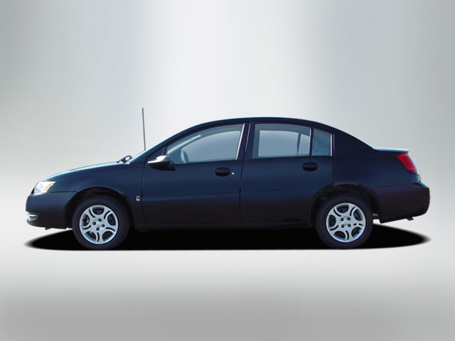 2007 Saturn Ion 4dr Sdn Auto exterior left side