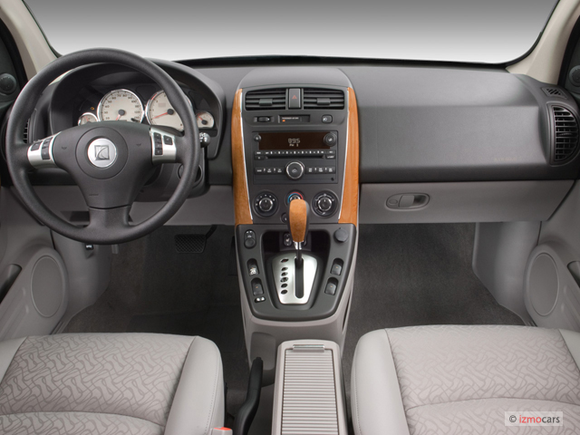 Image: 2007 Saturn VUE FWD 4-door V6 Auto Dashboard, size ...