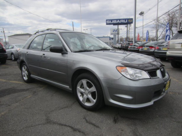 2007 Subaru Impreza used car