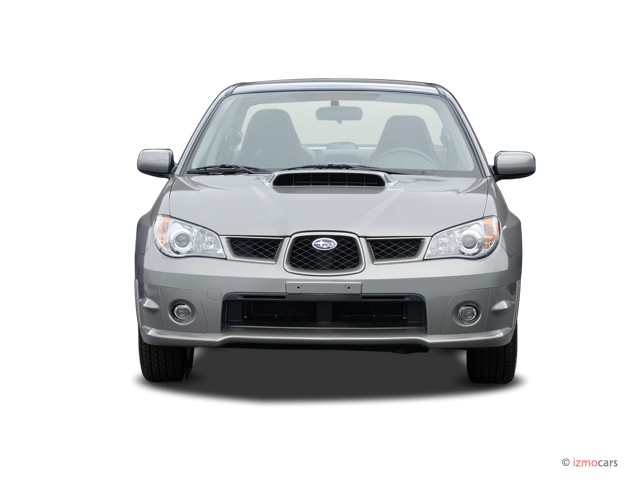Image: 2007 Subaru Impreza 4-door H4 Turbo MT WRX Ltd ...
