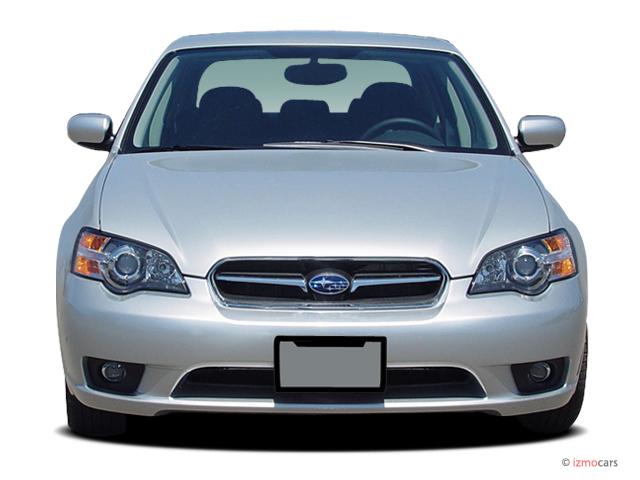 Image 2007 Subaru Legacy Sedan 4 Door H4 At Front