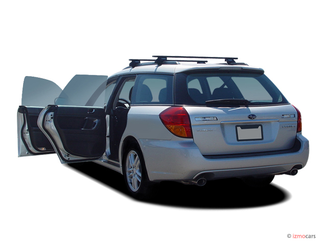 2007 Subaru Legacy Wagon 4-door H4 MT Open Doors  sc 1 st  MotorAuthority & Image: 2007 Subaru Legacy Wagon 4-door H4 MT Open Doors size: 640 x ...