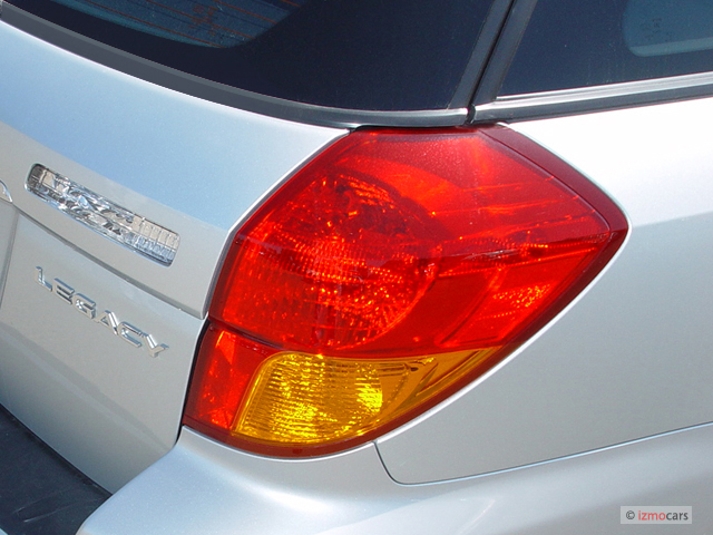 Subaru Tribeca 2016 >> Image: 2007 Subaru Legacy Wagon 4-door H4 MT Tail Light ...