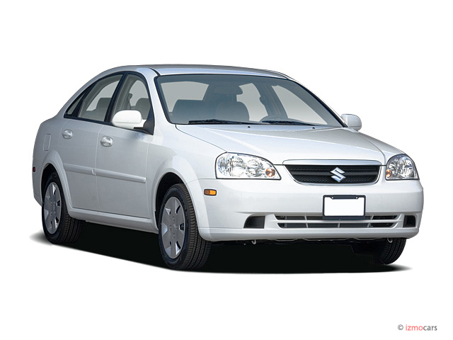 2007 suzuki forenza review ratings specs prices and. Black Bedroom Furniture Sets. Home Design Ideas