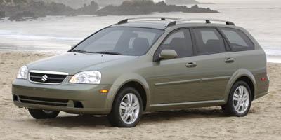 Suzuki Forenza Wagon Review