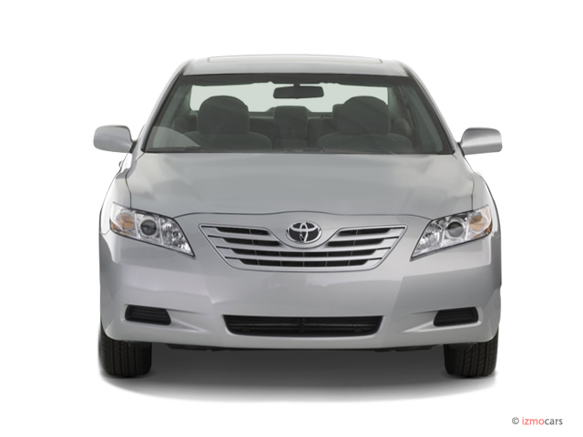 Image 2007 Toyota Camry 4 Door Sedan I4 Auto Le Natl