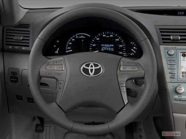 image 2007 toyota camry hybrid 4 door sedan natl steering wheel size 640 x 480 type gif. Black Bedroom Furniture Sets. Home Design Ideas