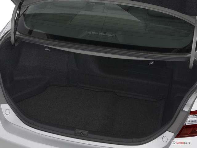 Image 2007 Toyota Camry Hybrid 4 Door Sedan Natl Trunk