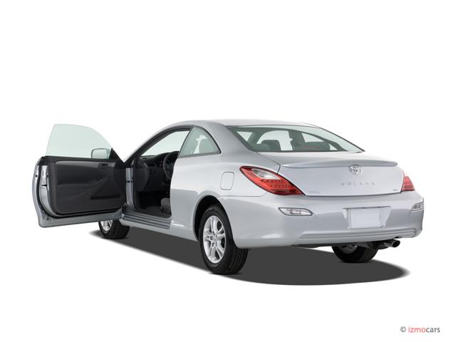 Elegant 2007 Toyota Camry Solara 2 Door Coupe V6 Auto SE (Natl) Open Doors