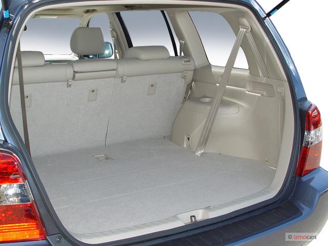 Image 2007 Toyota Highlander 4wd 4 Door V6 Limited W 3rd