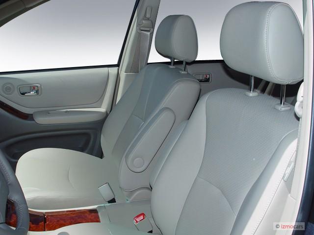 image 2007 toyota highlander 4wd 4 door v6 limited w 3rd row natl front seats size 640 x. Black Bedroom Furniture Sets. Home Design Ideas