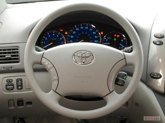 Image: 2007 Toyota Sienna 5dr 8-Passenger Van LE FWD (Natl ...