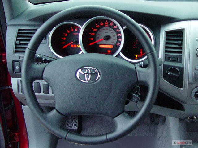 Image: 2007 Toyota Tacoma 4WD Double 128 V6 AT (Natl ...