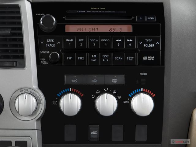 """Image: 2007 Toyota Tundra 2WD CrewMax 145.7"""" 5.7L SR5 ..."""
