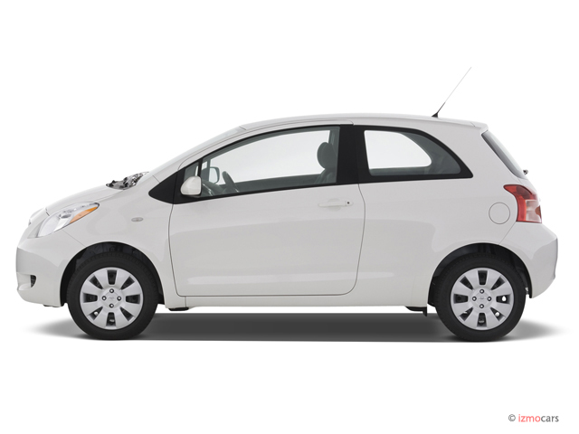 2007 Toyota Yaris Review Ratings Specs Prices And Photos The