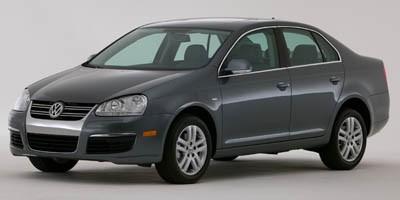 2007 Volkswagen Jetta Sedan Wolfsburg Edition