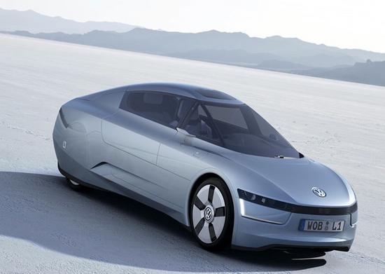 2007 Volkswagen L1 Concept