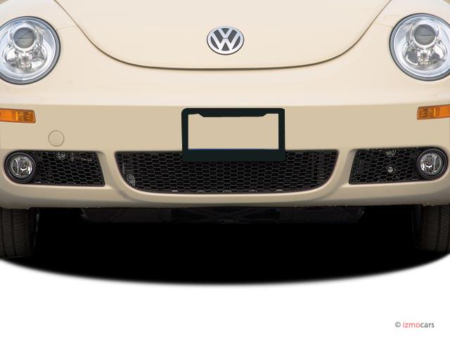 Image 2007 Volkswagen New Beetle Convertible 2 Door Auto