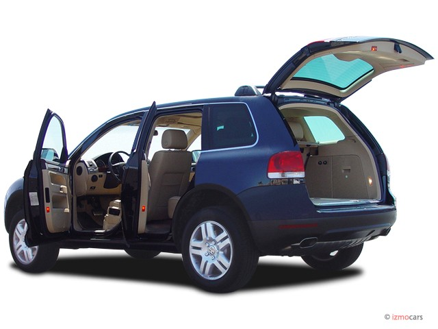 image 2007 volkswagen touareg 4 door v8 open doors size. Black Bedroom Furniture Sets. Home Design Ideas