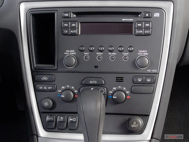 Image 2007 Volvo S60 4 Door Sedan 2 5l Turbo At Fwd Audio