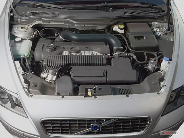 Image: 2007 Volvo V50 4-door Wagon 2.5L Turbo AT AWD Engine, size: 640 x 480, type: gif, posted ...