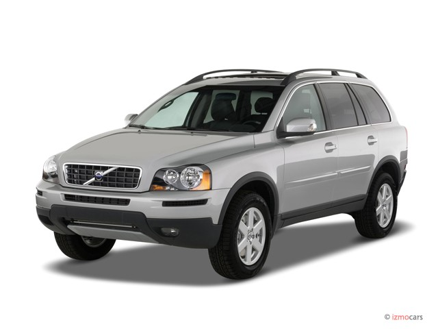 2007 volvo xc90 review ratings specs prices and photos. Black Bedroom Furniture Sets. Home Design Ideas