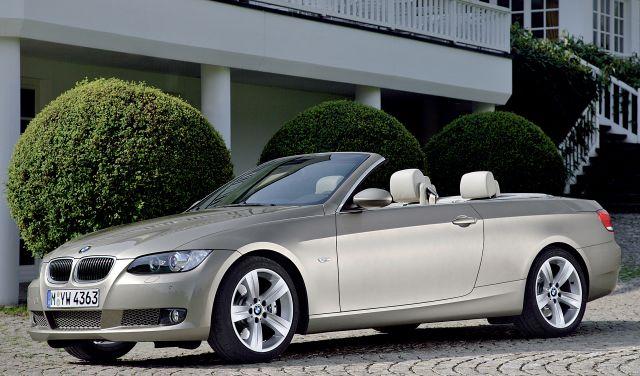 2007 BMW 335i Convertible