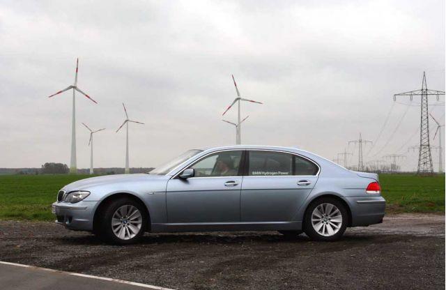Bmws New Hydrogen Hybrid Mini Hydrogen Huh Oh Really