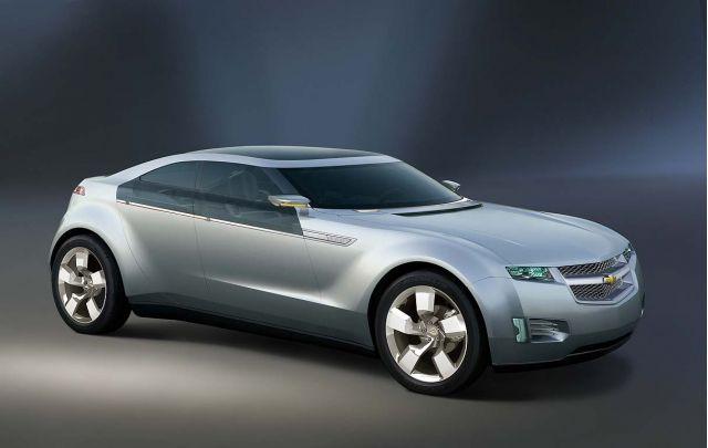 GM Plugs Fuel Cells into Volt