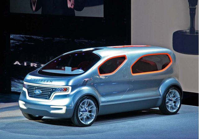 2007 Ford Airstream Concept