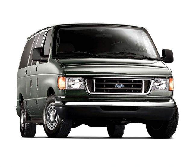 New Ford Transit Connect Vans For Sale: New Ford Transit Coming In 2013: Even Big Vans Get Greener
