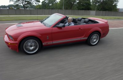 2007 Ford Shleby GT500 Mustang Convertible