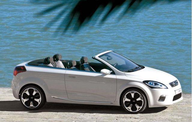 2007 Kia cee'd Cabriolet concept