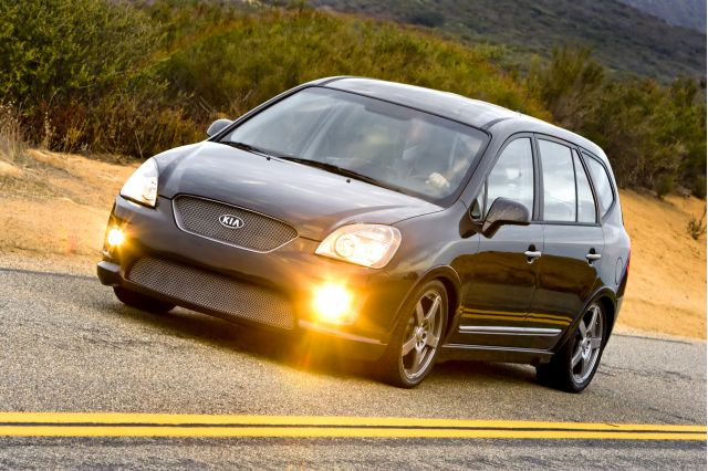 2007 Kia Rondo SX Concept