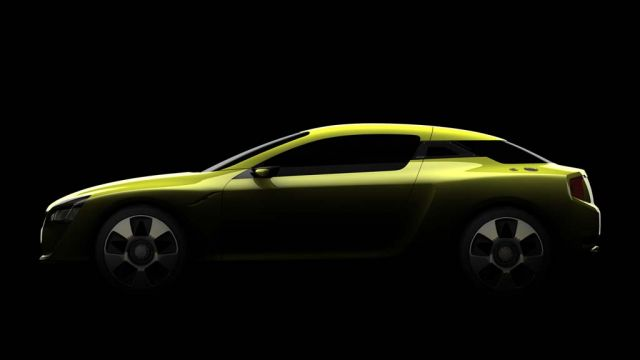 2007 Kia Sports Coupe Concept