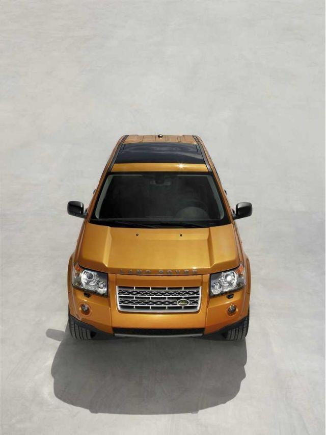 2007 Land Rover Lr2 Land Rover Car
