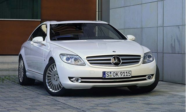 2007 Mercedes-Benz CL600