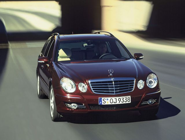 2007 2009 mercedes benz e350 4matic wagon recalled