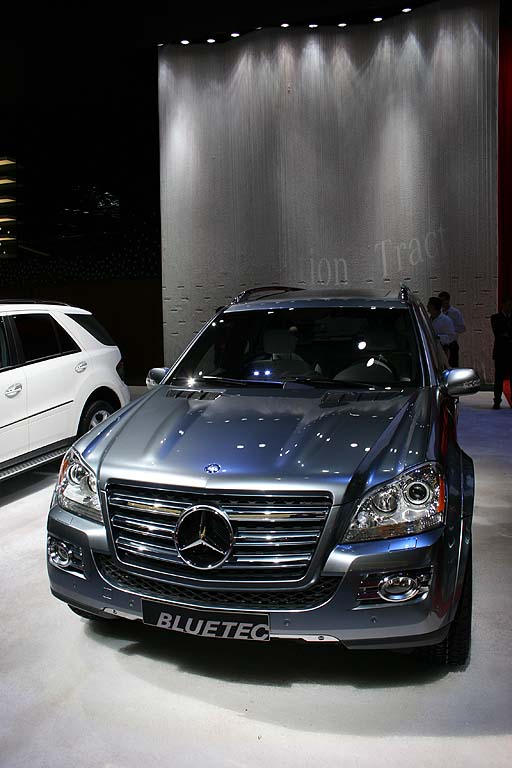 2007 Mercedes-Benz GL420 Bluetec