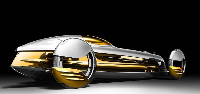 2007 Mercedes-Benz Silverflow Concept