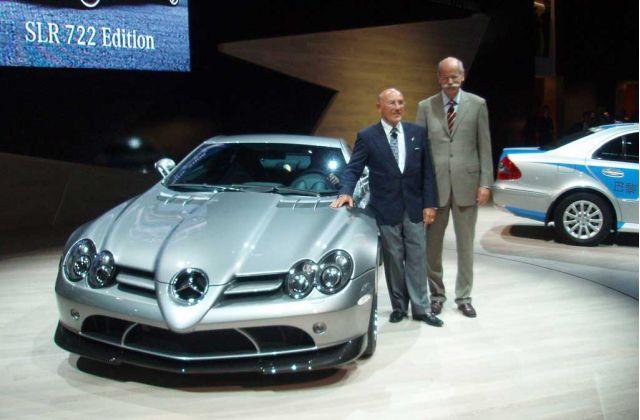 2007 Mercedes-Benz SLR 722