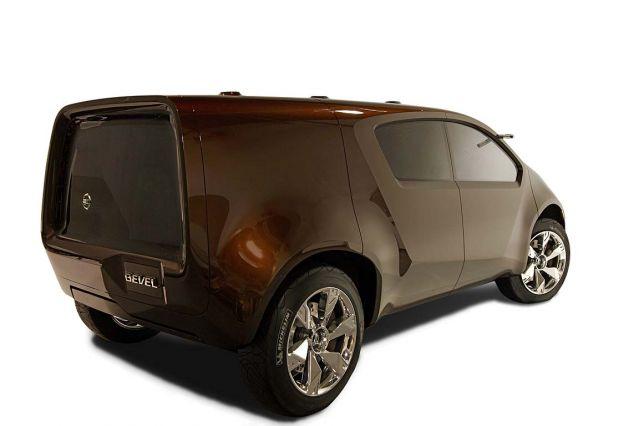 2007 Nissan Bevel Concept