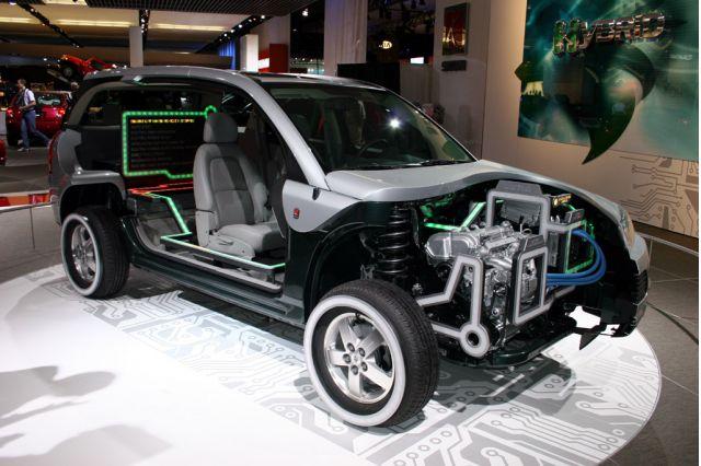 2007 Saturn Vue Hybrid