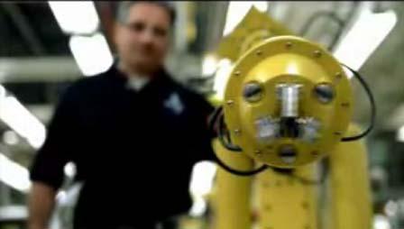 2007 Super Bowl Ad Chevrolet Robot