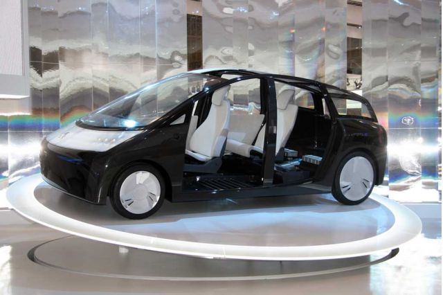 2007 Toyota 1/X Concept