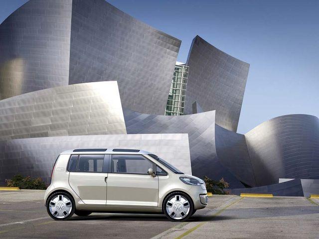 2007 Volkswagen Space Up! Blue Concept