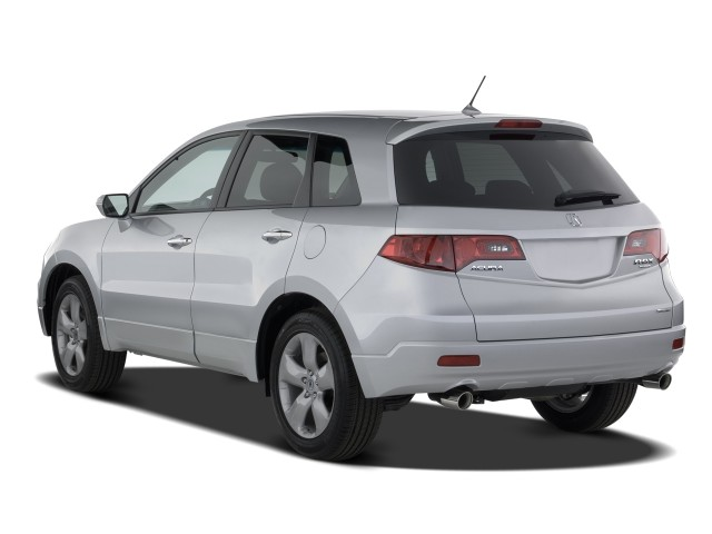 2008 Acura RDX Review Ratings Specs Prices and Photos  The