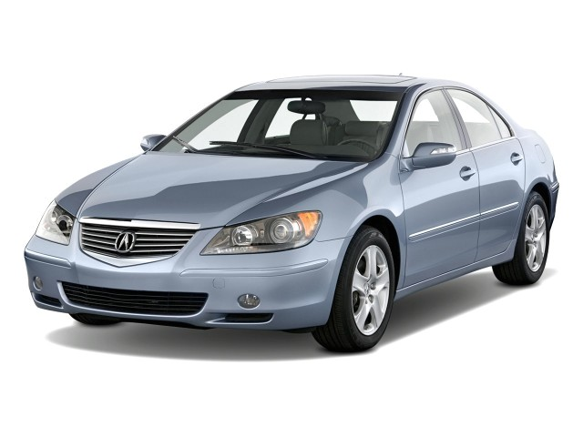 2008 acura rl review  ratings  specs  prices  and photos