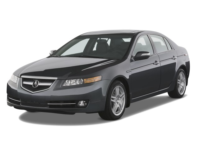 2008 Acura Tl Review Ratings Specs Prices And Photos